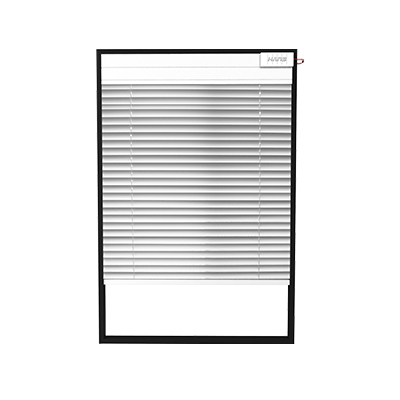 21A Solar Electric Louver